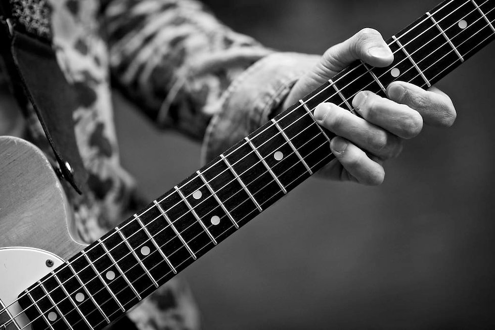 Arto Mäkelä Guitarist