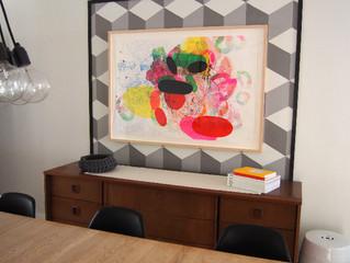 6 idées pour intégrer de l'art à son décor