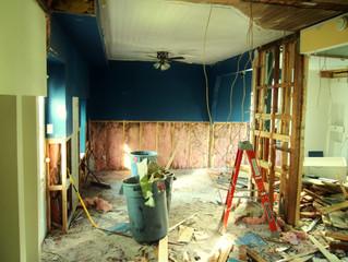 La maison dégueulasse (la démolition)