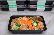 Banh Mi Noodle and Shrimp Salad_Containe