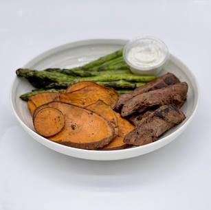 Horseradish Sweet Potato