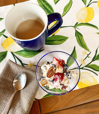 Quokka breakfast parfait with coffee.jpg