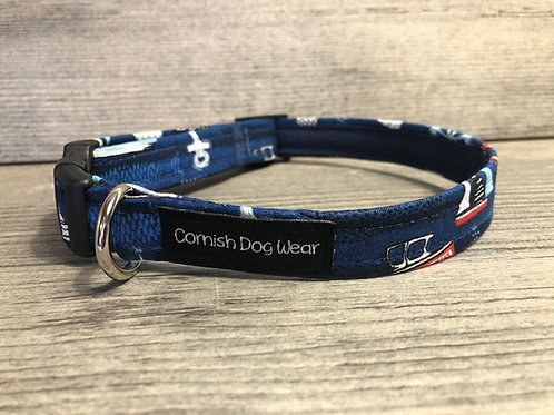 Cornish Nautical Collar
