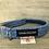 Thumbnail: Harris Tweed Baby Blue Herringbone Dog Collar