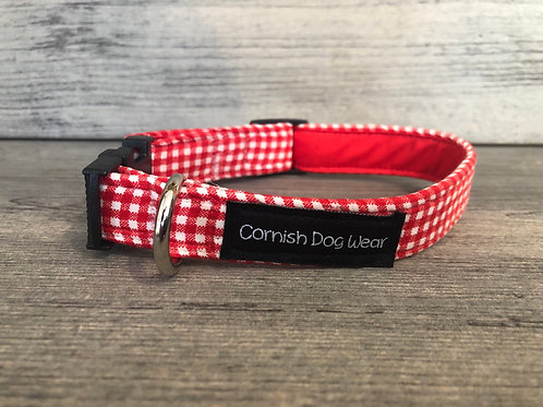 Picnic in the Park Dog Collar