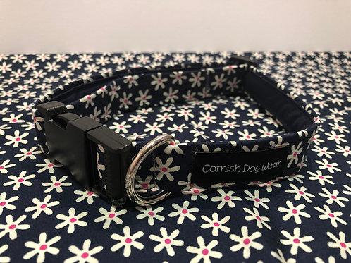 Crazy Daisy Dog Collar