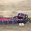 Thumbnail: Harris Tweed Bright Check Dog Collar
