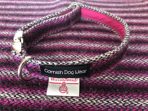 Harris Tweed Multi Pink/Purple Weave