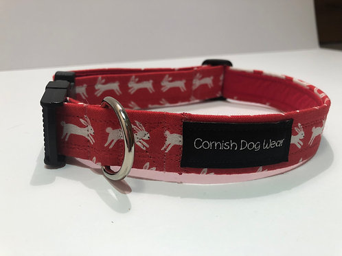 Rabbit dog collar