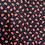Thumbnail: Mini Strawberry's on Navy Dog Collar