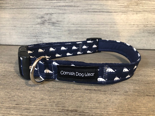 Whale Dog Collar
