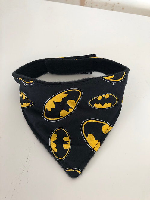 Batman dog bandana