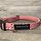 Thumbnail: Blush Pink Spots Dog Collar