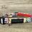 Thumbnail: Rainbow Hearts Dog Collar