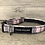 Thumbnail: Baby Pink and Grey Tartan Dog Collar