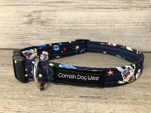 We Have Lift Off! Dog Collar