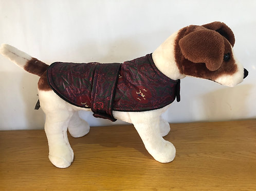 A Walk in The Country Lightly Padded Dog Coat
