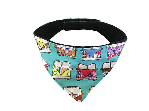 VW Camper Van Dog Bandana