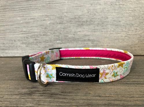 Unicorn dog collar
