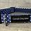 Thumbnail: Blue and White Spot dog collar