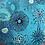Thumbnail: The Aqua Coral Reef Dog Collar
