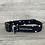 Thumbnail: Stars on Black dog collar