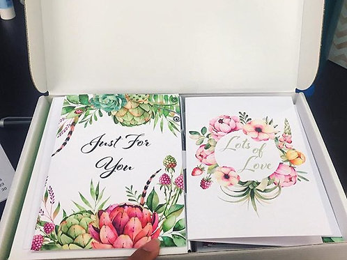 2 Greeting Cards