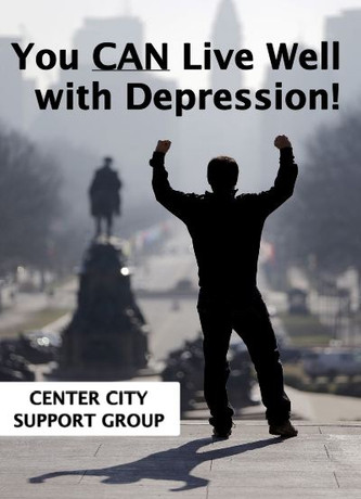 Our New Kind of Depression Support Group Launches in Philadelphia!