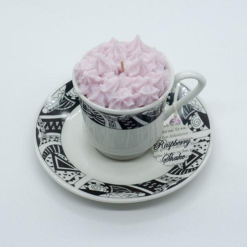 """Books 'n Tea Candle """"Raspberry Love"""""""