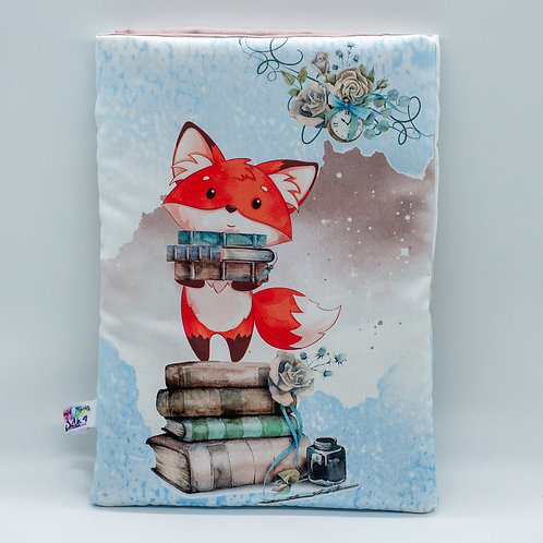 "Booksleeve ""Vintage Fox"""