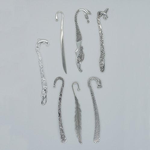 Metall-Lesezeichen Stab