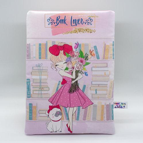 "Booksleeve ""Booklover"""