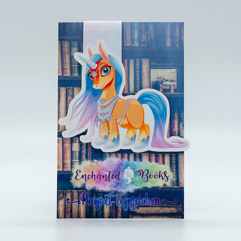 "Magnetlesezeichen ""Unicorn Katinka"""