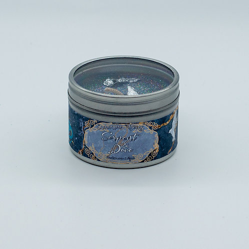 Serpent & Dove - Mini Tin