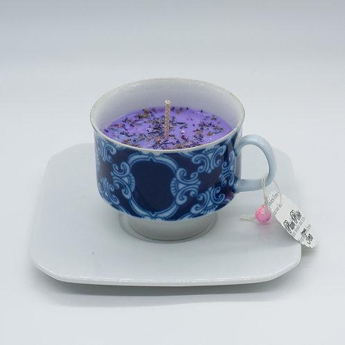 """Books 'n Tea Candle """"Elegance"""""""
