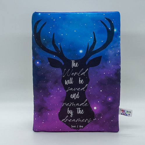 """Booksleeve """"Throne of Glass"""""""