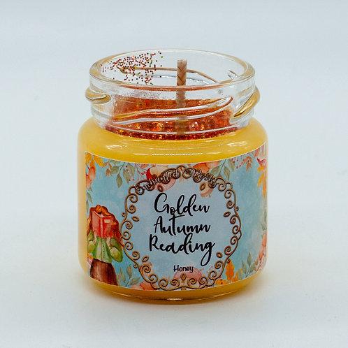 Golden Autumn Reading - Mini im Glas