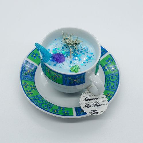"""Books 'n Tea Candle """"Secret Sea"""""""
