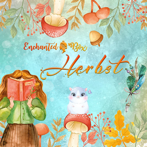 "Enchanted Box ""Herbst"""