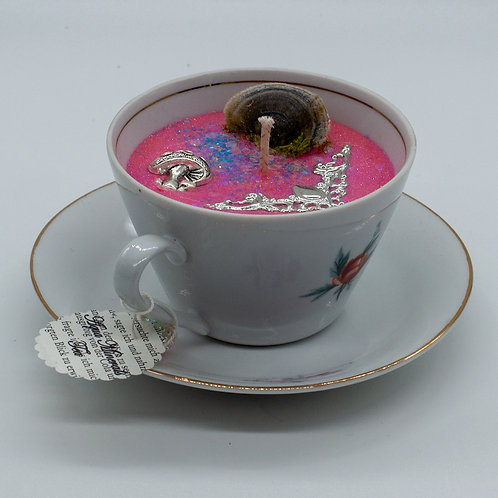 "Books 'n Tea Candle ""Autumn Vibes"""