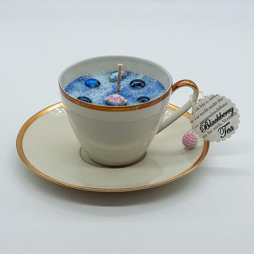 "Books 'n Tea Candle ""Gaia"""