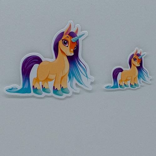 "Sticker ""Unicorn Saila"""
