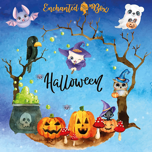 "Enchanted Box ""Halloween"""