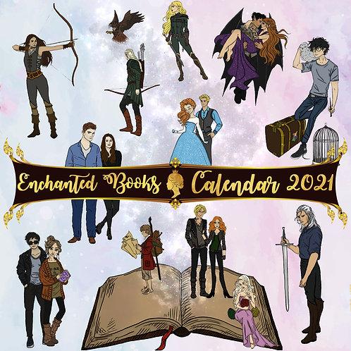 Enchanted Books Kalender 2021