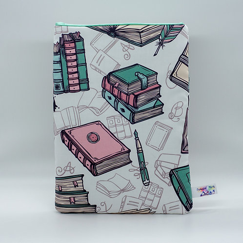 """Booksleeve """"Reading"""""""