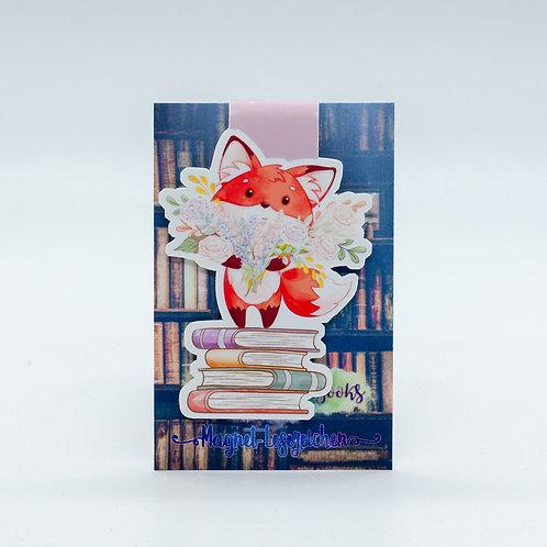 """Magnetlesezeichen """"Bookish Spring"""""""