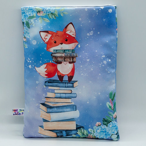 "Booksleeve ""Bookish Fox"""