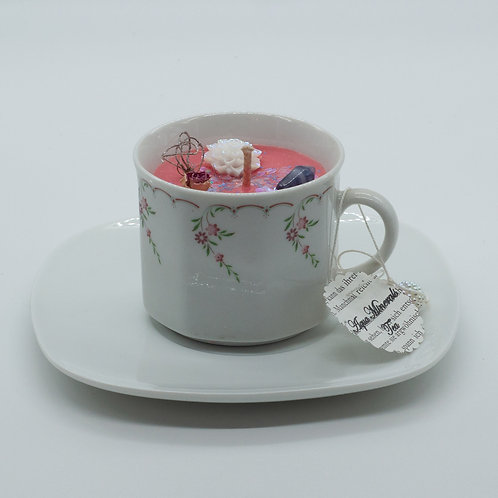 """Books 'n Tea Candle """"Witchcraft"""""""
