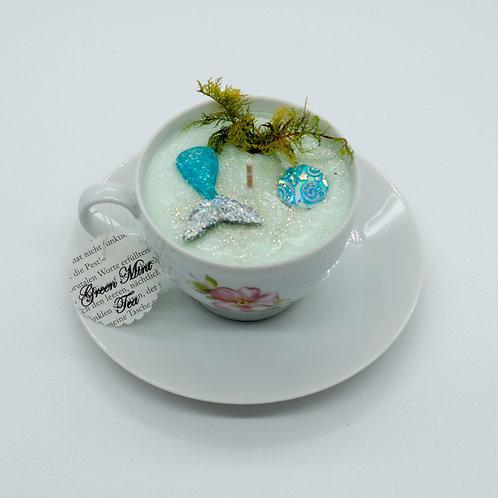 """Books 'n Tea Candle """"Mermaid Ballad"""""""