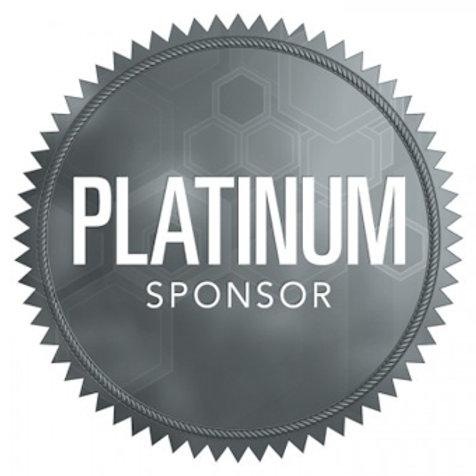 Platinum Sponsorship ($1000 Cash Donation)